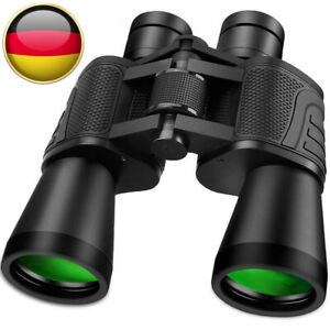 20x50 HD Fernglas Ferngläser Fernrohr Feldstecher Telescope Nachtsicht Binocular