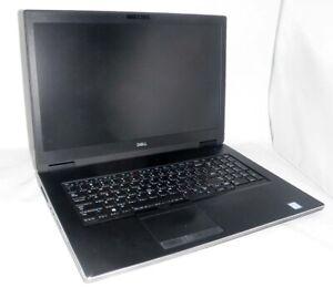 Dell Precision 7730 Laptop-Xeon E-2176M-Six Core 2.7GHz-64GB-1TB NVME SSD-P3200