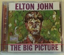 """THE BIG PICTURE [Import] by ELTON JOHN (CD, 1997 - Rocket - Mexico) """"BRAND NEW"""""""