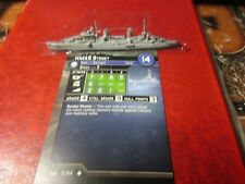 War at Sea -Australian Cruiser HMAS Sydney
