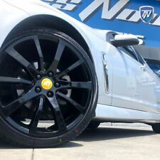 """20"""" Holden Commodore VF SV Wheels Gloss Black Rims Staggered HSV Style"""