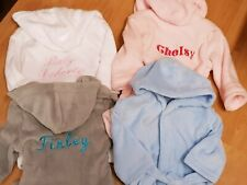 Personalised Baby Dressing Gowns, Robes, House Coats