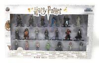 Nano Metalfigs Harry Potter Figuren metall Set mit 20 Figuren 4 cm Hermine Ron