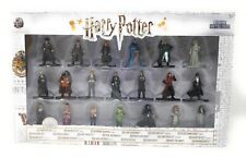 Nano Metalfigs Harry Potter Figuren metall Set mit 20 Figuren 4 cm Hermine Ron