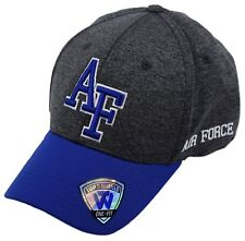 84c1abcc15f NCAA Air Force Falcons Top of the World 1Fit Adult Cap Hat Grey