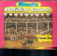 """7"""" Minolta Holiday Sound - Urlaub In Spanien"""