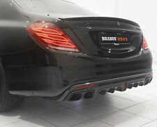 Brabus Heckdiffusor Carbon glänzend Mercedes S63 AMG