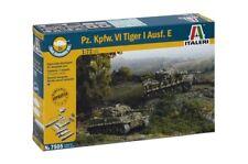 ITALERI 7505 - 1/72 PzKpfw VI Tiger I Esegui. e (contiene 2 modelli) - NUOVO