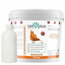 Ida Plus – Diatomaceous Earth (Silica) Anti-Mite Powder 600g Tub