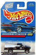1999 Hot Wheels #1045 Dodge Ram 1500