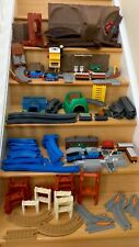 HUGE LOT Thomas The Train Trackmaster MOUNTAIN OF TRACK 15 Lb Of Fun