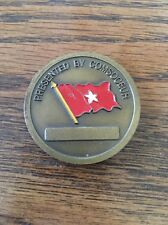 Commander Special Operations Command Europe SOCEUR SEAL Challenge Coin