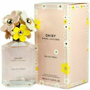 DAISY EAU SO FRESH by Marc Jacobs perfume for women EDT 4.2 oz 4.25 New in Box