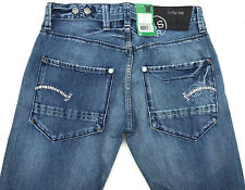 G-Star Raw 'RADAR LOW LOOSE ROPE' Vintage Wash Jeans W31 L32 NEW RRP $289 Mens