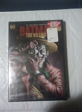 BATMAN THE KILLING JOKE (DVD, 2016) NEW