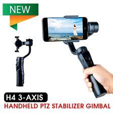 H4 3-Axis Handheld PTZ Stabilizer Gimbal Smartphone F Gopro Camera Selfie Stick