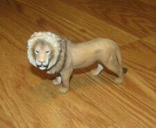 """Schleich  2007 Lion Great Safari Jungle figure 4.5"""" x 2.75"""""""
