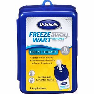 Dr. Scholl's Freeze Away Wart Remover, 1 Kit