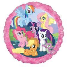 45.7cm Mágico Rosa My Little Pony Cumpleaños Redondo Globo metalizado