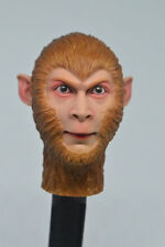 HOT FIGURE TOYS 1/6 Journey to the west Monkey King headplay Custom B