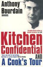 "Anthony Bourdain Omnibus: ""Kitchen Confidentia... by Bourdain, Anthony Paperback"