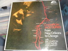 Champion Jack Dupree ‎– From New Orleans To Chicago 1985 Reissue Vinyl Record