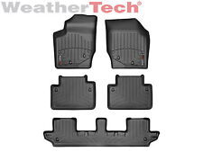WeatherTech DigitalFit FloorLiner - Volvo XC90 - 2003-2014 - Black
