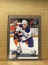 2016-17 UD SERIES ONE CONNOR MCDAVID EDMONTON OILERS 75