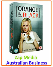 Orange is the New Black - Season 1-2 Boxset *BRAND NEW DVD*