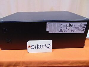 Eaton UPS Backup External Maintenance Bypass Switch BPE-14 Electrical Box