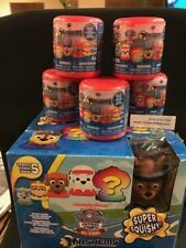 (5x)NEW*2018  FASHEMS-MASHEMS-PAW PATROL series 5 ALL STARS-with Mystery figures