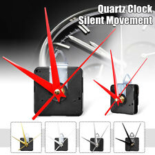 DIY Quartz Silent Clock Movement Mechanism Module Kit Set Hour Plastic