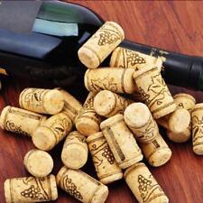 10pcs DIY Brew Tapered Cork Stoppers Wine Bottle Corks Craft Wedding JA