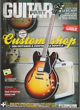 GUITAR PART N°227 +DVD CUSTOM SHOP / MATOS DE MOTORHEAD / DOSSIER REVERB