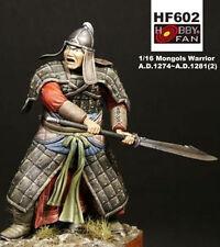 Hobby Fan 1/16 Scale Mongol Warrior A.D. 1274-A.D. 1281 (2) Resin HF-602