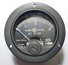 BC191: Ampèremètre HF IS89 (bolomètre) 0-8A US General-Electric WWII