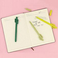 2Pcs  Cactus Design Gel Pen Ball Pens For Office School Writing Supplies