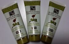 3 Piece Powerful Cream Olive Oil & Honey 100ml/3.4fl.oz H & B Dead SeA