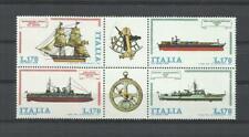 ITALIA . Año: 1978. Tema: CONSTRUCCIONES NAVALES (II).