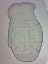 Flexible Resin Mold Grenade Ammo Mould Resin Supplies