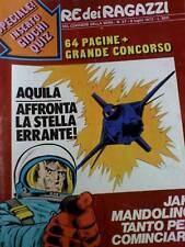 Il Corriere dei Ragazzi 27 1973 Carri Armati TOPPI
