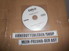 CD Pop Girls - Laura (2 Song) Promo FANTASY TRASHCAN - cd only -