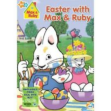 Max and Ruby - Easter with Max and Ruby (DVD, 2007)