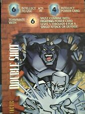 Marvel Overpower Monumental Double Shot 6I 4I  6E F Iceman & Beast X2
