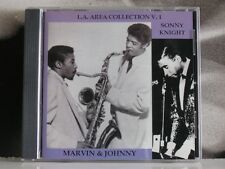 MARVIN & JOHNNY / SONNY KNIGHT / THE OUTSIDERS - L.A. AREA COLLECTION V. 1 CD