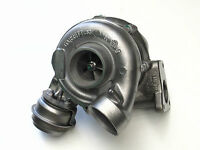 Turbocharger Jeep Grand Cherokee 2.7 CRD 170hp A6650960099 715568 +Gaskets