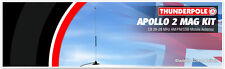 Compact Magnetic Mount CB Antenna Aerial Kit