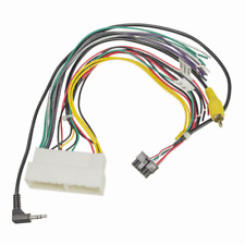 Metra 70-7306 Aftermarket Car Stereo Install Wiring Harness, Radio Replacement