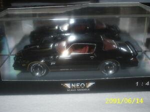 1:43 Neo - CHEVROLET Camaro Z28 1978
