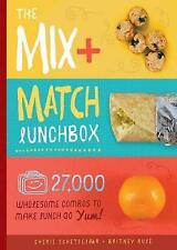 The Mix-and-Match Lunchbox by Cherie Schetselaar & Britney Rule | Hardcover Book